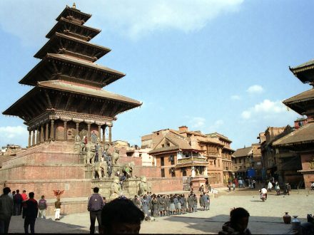 Nagarkot Bhaktapur Day Tour -Eco Holiday Asia
