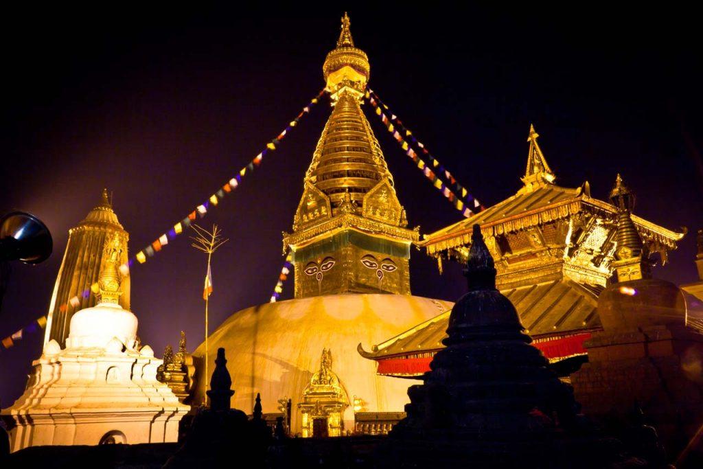Buddist Circuit Tour Via Lumbini