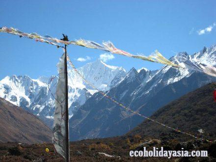 Langtang Ganja La Pass Trekking -Eco Holiday Asia