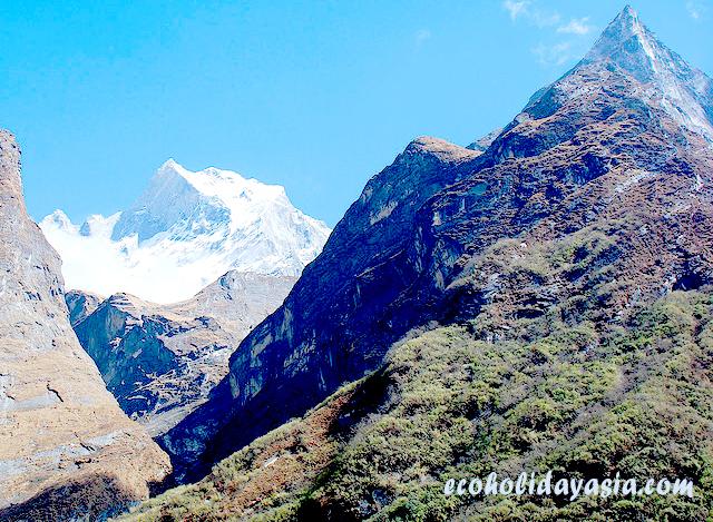Mardi Himal Trekking - Eco Holiday Asia