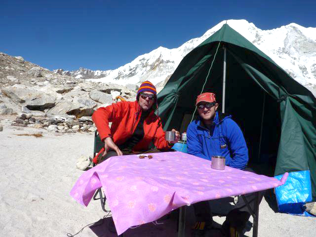 Mount Everest Breakfast Trip with Eco Holiday Asia