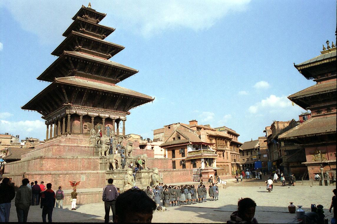 Nagarkot Bhaktapur Day Tour -Eco Holiday Asia
