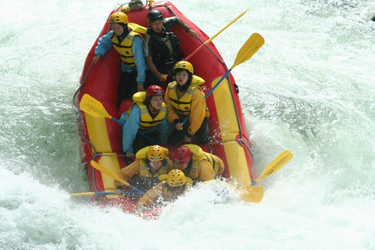 Rafting in Nepal- Eco Holiday Asia
